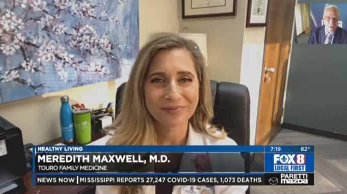 Dr. Meredith Maxwell
